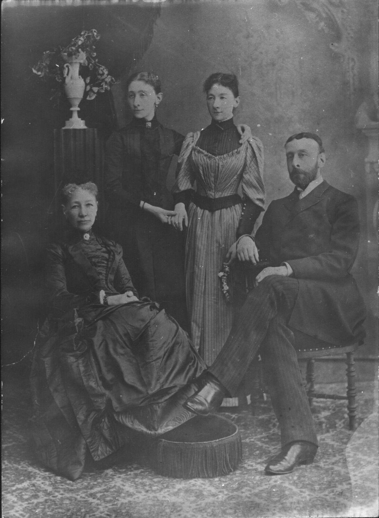 семья неплюевых