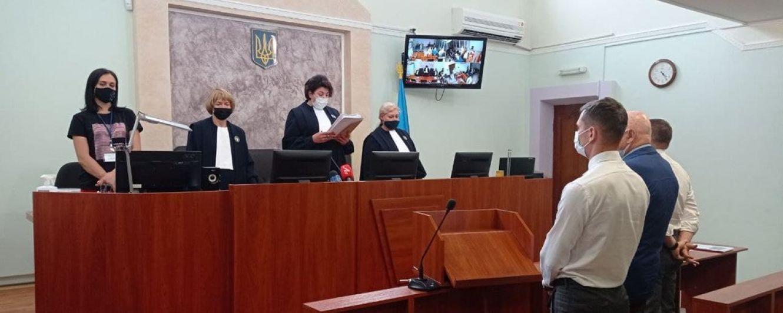 Апеляційний суд змінив запобіжний захід колишньому керівнику Сумського НВО Володимиру Лук'яненку