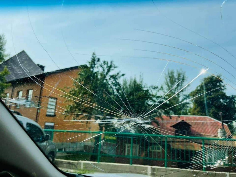 Депутату Сумської міськради пошкодили авто