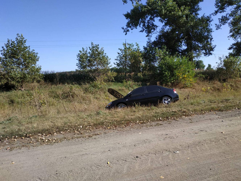 На трасі Київ – Суми зіткнулися дві автівки
