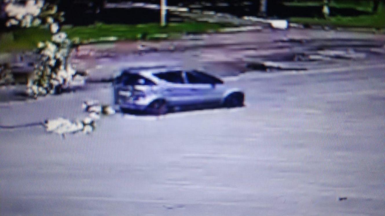 Поліція Конотопу розшукує водійку, яка скоїла ДТП та зникла з місця пригоди