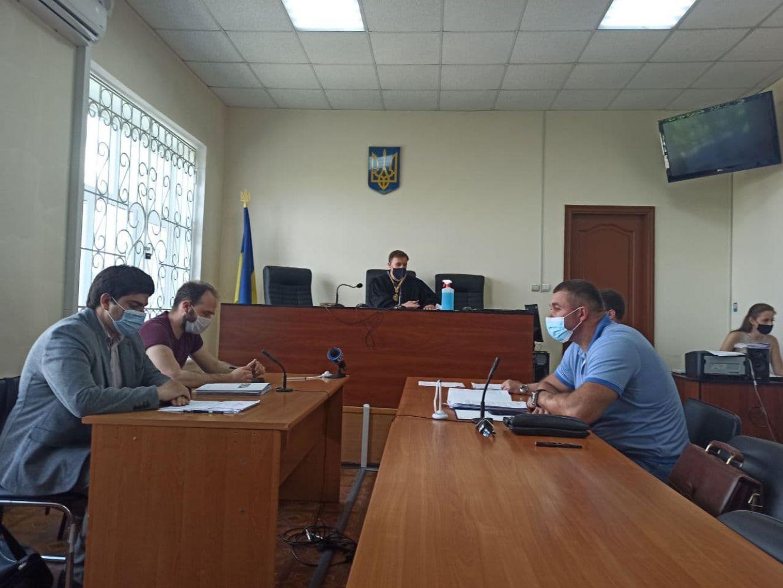 У Сумах суд обрав запобіжний захід заступнику керівника кадетського корпусу